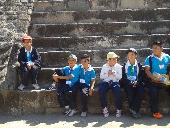 Archaeological Zone of Xochicalco : Bellos momentos