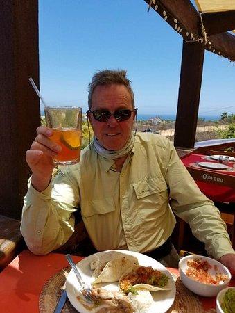 La Ribera, Mexiko: I don't often drink Micheladas,but when I do, I drink them at Efren's.
