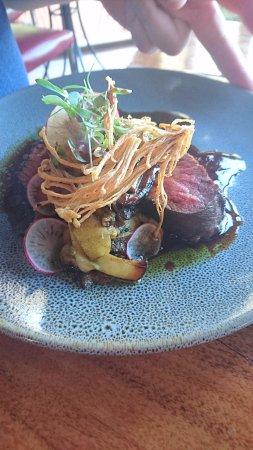 d'Arry's Verandah: beef cheek special