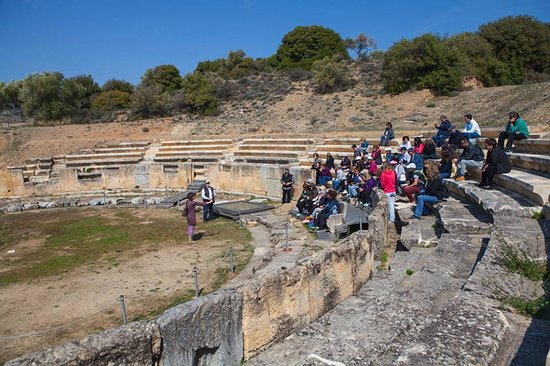 Maroneia, Grecia: Ancient Maronia tour