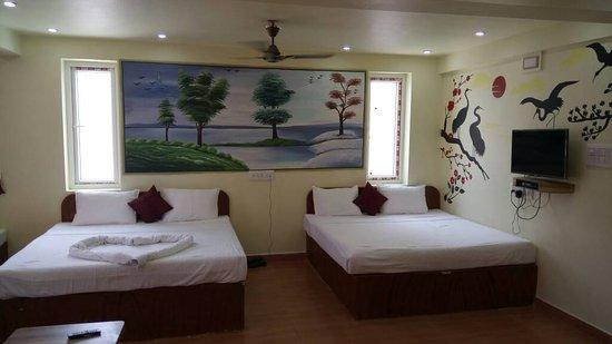 Kolli Hills, India: Ulo Rejoice Villa Resorts