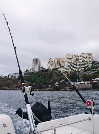 duas torres from the boat