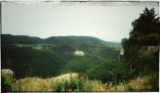 Panorami e oltre di #narnisotterranea (ph. credits @apeindiana)