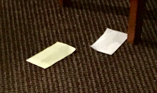 Southgate, MI: How can they be oblivious to trash all over floor? Management continues to be lacking! My husban