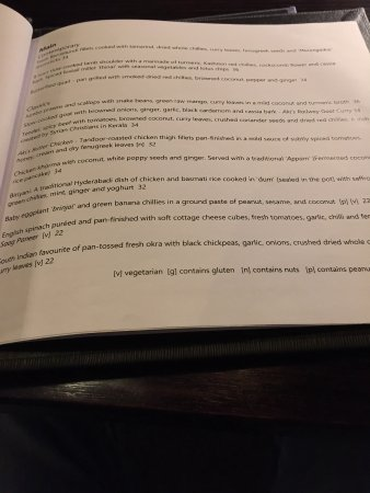 Menu foto di aki 39 s indian restaurant sydney tripadvisor for Sala wharf 73