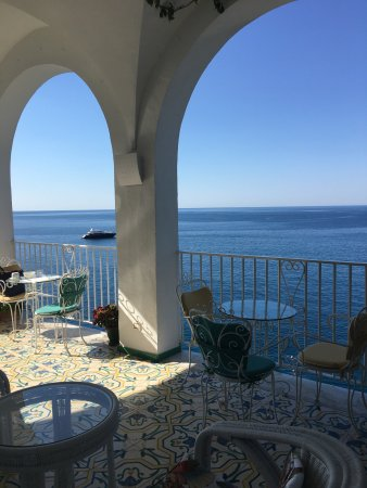 Hotel Marina Riviera: Spectacular views