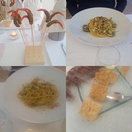 Piatti foto di ristorante cavalluccio marino lampedusa for Piatti ristorante