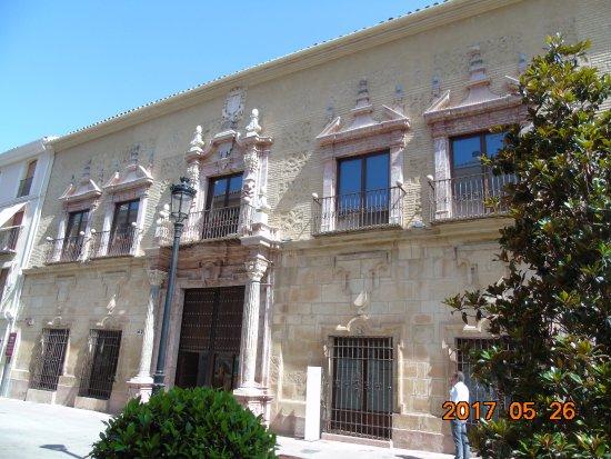 Lucena, Spain: Fachada Palacio