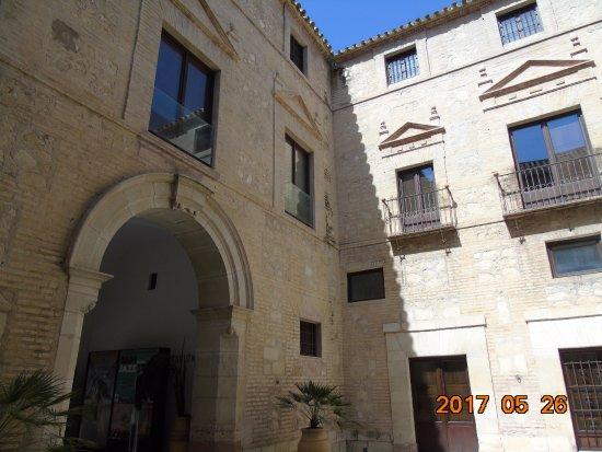 Lucena, Spain: Vista parcial patio interior