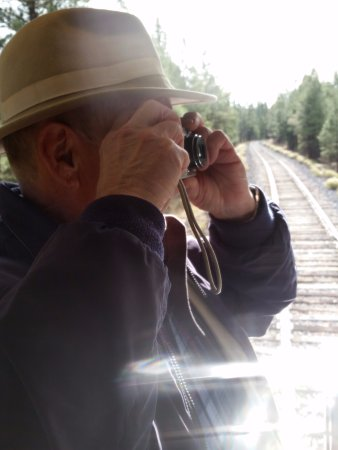 Grand Canyon Railway: Great photo ops