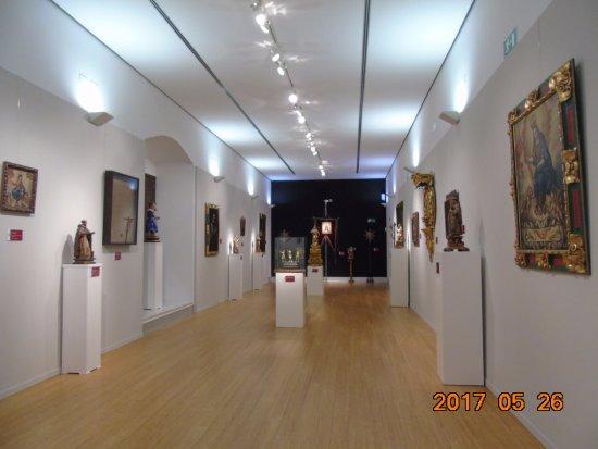 Lucena, Spain: Salas pl 1º centro interpretación