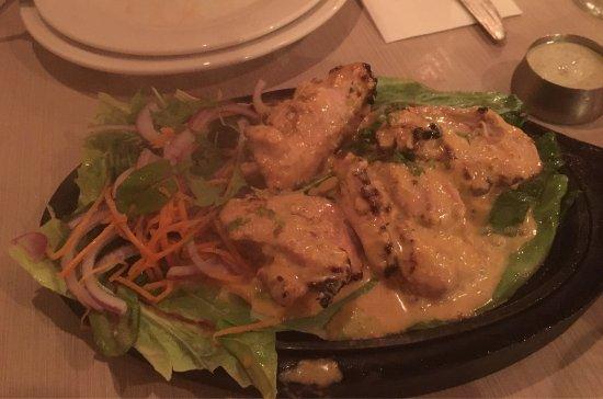 Homebush, Australië: Malai Kebab is a must have!