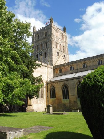 Tewkesbury Abbey: photo3.jpg