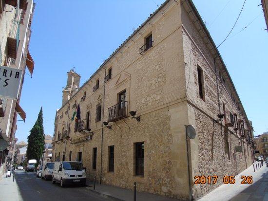 Lucena, İspanya: Fachadas Sur y Oeste