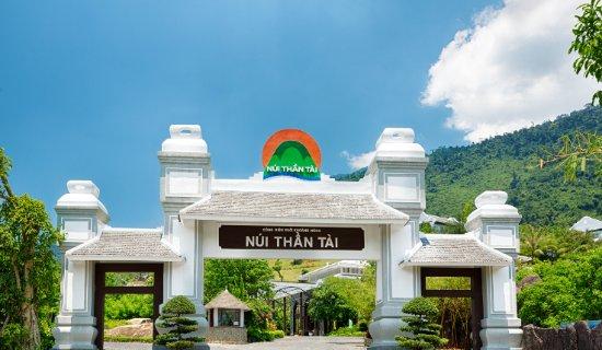 Cong Vien Suoi Khoang Nong Nui Than Tai
