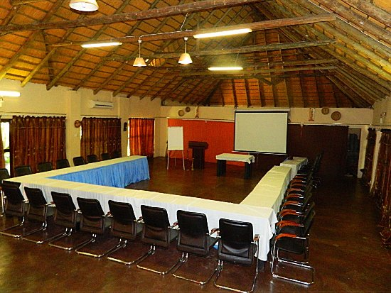 Kwalape Safari Lodge: Conference facility