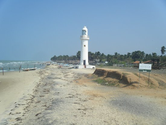 ‪‪Mannar‬, سريلانكا: Light house in Talaimannar‬