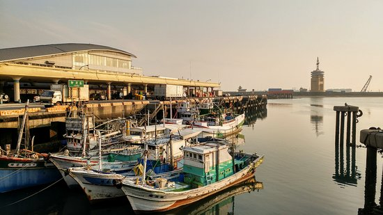 Wuqi Fishing Port