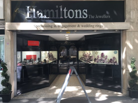 Hamiltons The Jewellers
