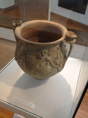 Boscoreale, Italien: Vaso magico da Pompei