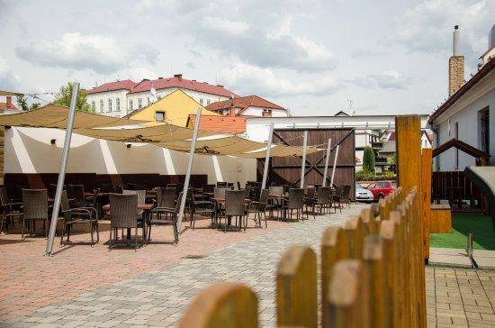 Litomysl, Tjeckien: Terasa
