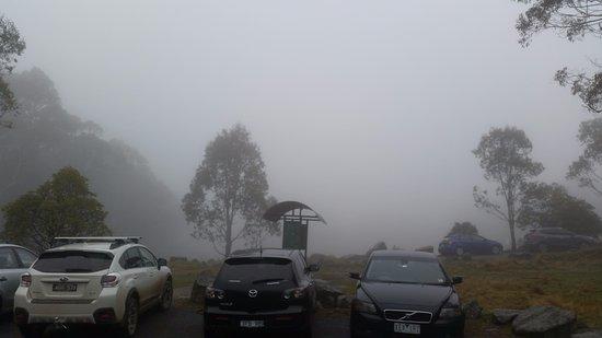 Warburton, Australia: Foggy Day
