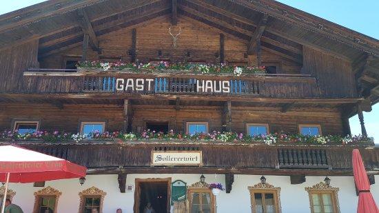 Thierbach, Oostenrijk: Haupteingang
