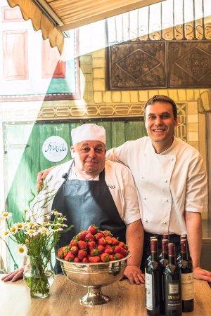 Шеф-повар Андрей Соколовский