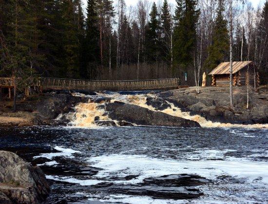 Sortavala, Russia: Рускеальские водопады