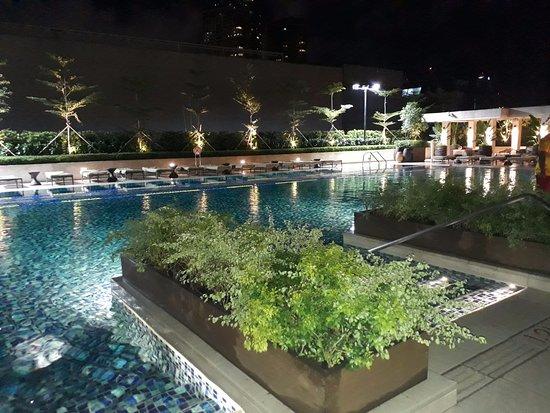 City View Picture Of Makati Shangri La Manila Makati Tripadvisor