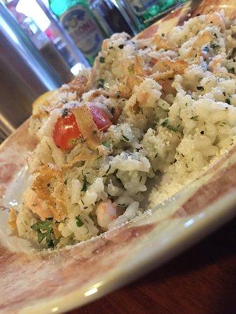Rastelli Ristorante-Pizzeria: Seafood Risotto
