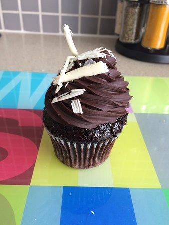 Elwood, Australien: Chocolate Cupcake