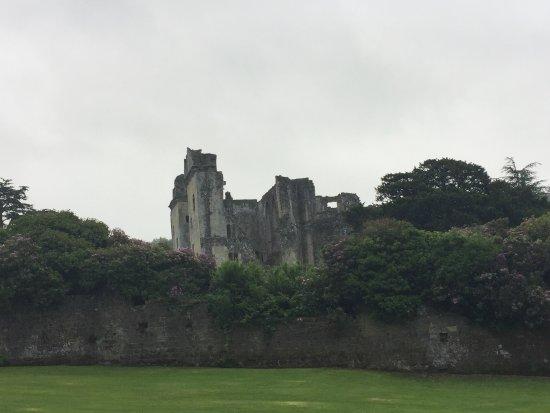 Tisbury, UK: Old Wardour Castle