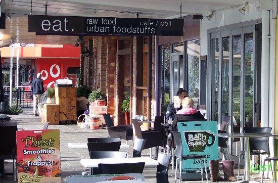 Eat Cafe: EAT