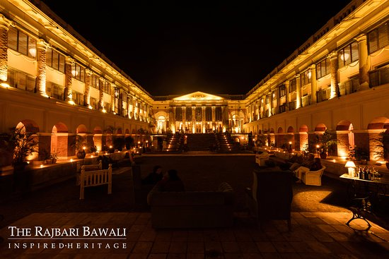 The Rajbari Bawali