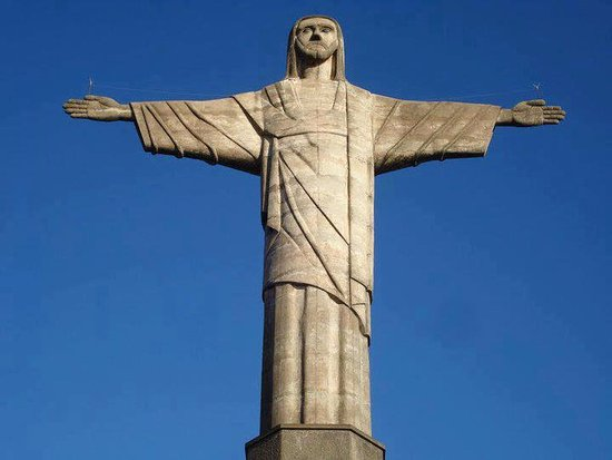 Bom Jardim de Minas, MG: 5 maior cristo