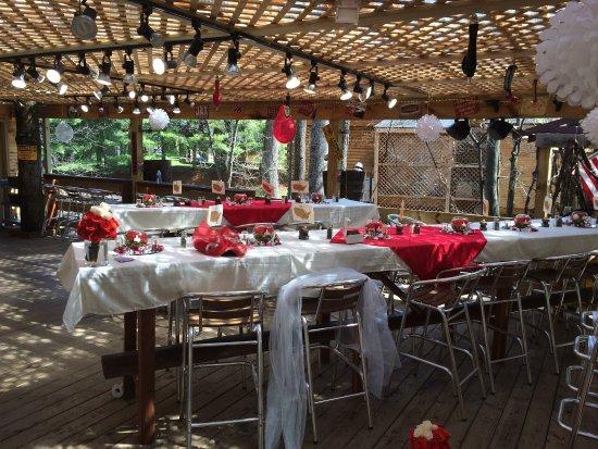 Bluefield, Западная Вирджиния: Buffalo Trail Cabins, Cottages & Campground