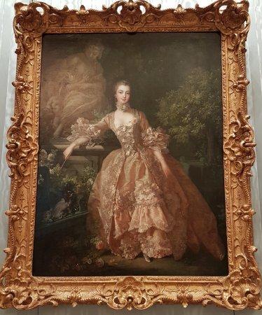 Wallace Collection: Madame Pompadour by François Boucher