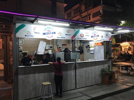 Express Mexican Food Bangkok