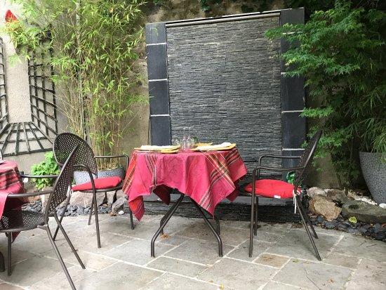 amuse bouche photo de restaurant le grenier sel montlu on tripadvisor. Black Bedroom Furniture Sets. Home Design Ideas