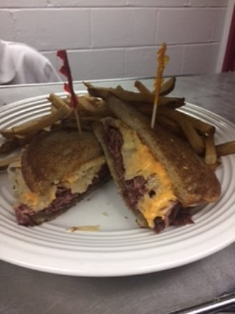 Dover Plains, NY: Corned Beef Reuben