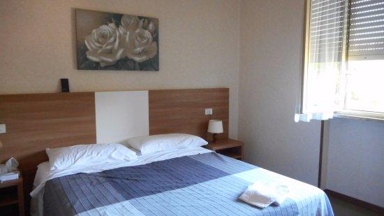Hotel Mucciolini: Camera