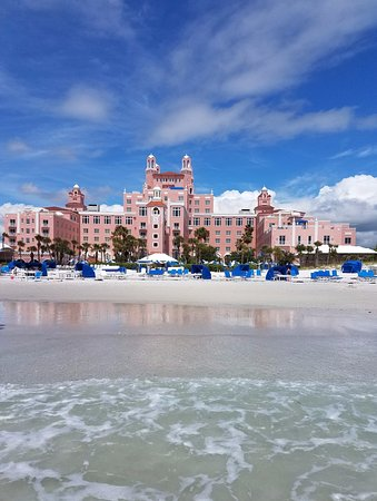 The Don Cesar Updated 2018 Prices Hotel Reviews St Pete Beach Florida Tripadvisor