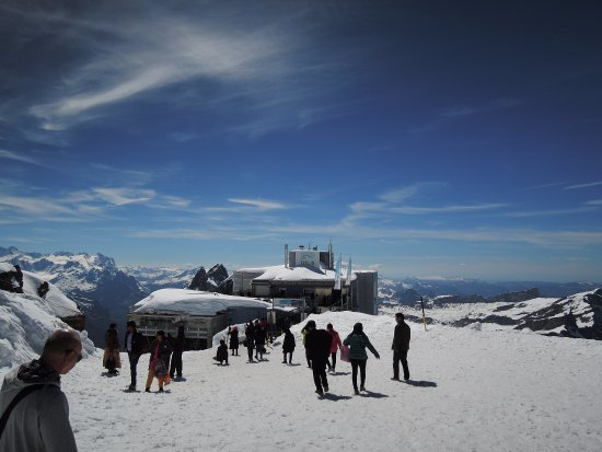 how to go to mount titlis