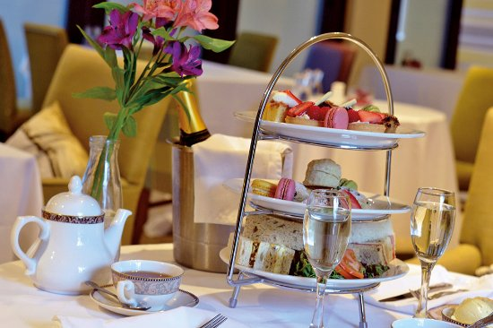 Creaton, UK: Afternoon Tea