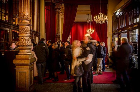 Schmidt Tivoli: Eingangsbereich Schmidts Tivoli [Foto: Ingo Boelter]
