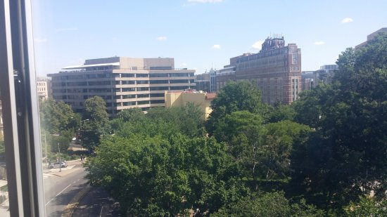 The Dupont Circle: View from the 7th floor