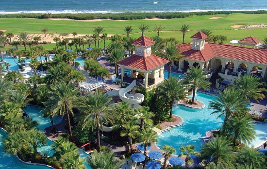 Hammock Beach Resort North Tower View