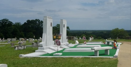 Hank Williams Memorial - Oakwood Annex Cemetery Photo