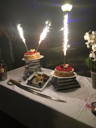 Chavannes-de-Bogis, Sveits: Super Fête anniversaire !